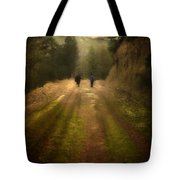 Time Stand Still Tote Bag by Taylan Soyturk