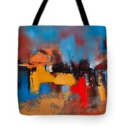 Time To Time Tote Bag by Elise Palmigiani