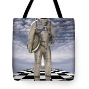 Time Zone Tote Bag by Mike McGlothlen