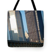 Timeless Old Attraction Tote Bag by Jimmy Taaffe