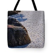 Timeless Zen Tote Bag by Joy Hardee