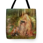 To Spin A Tale Tote Bag by Aimee Stewart