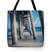 To The World Beyond Tote Bag by Jon Cody