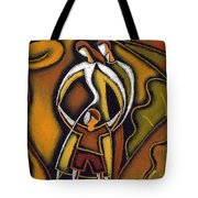 Together Tote Bag by Leon Zernitsky