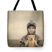 Together They Dream Into The Evening Tote Bag by Evelina Kremsdorf