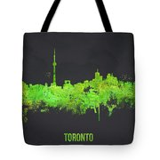 Toronto Canada Tote Bag by Aged Pixel