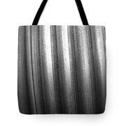 Totally Tubular Tote Bag by Luke Moore