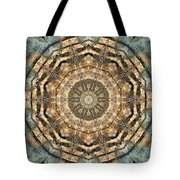 Touched By Light Tote Bag by Tom Druin
