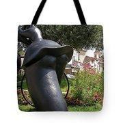 Tour De France Tote Bag by France  Art
