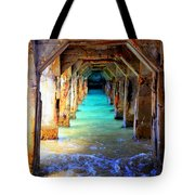 Tranquility Tote Bag by Karen Wiles