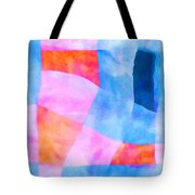 Translucence Number 2 Tote Bag by Carol Leigh