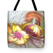 Transwarp Tote Bag by Anastasiya Malakhova