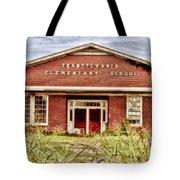 Transylvania Elementary Tote Bag by Scott Pellegrin