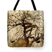 Tree of Life  Tote Bag by Ann Powell
