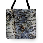 Tree People Tote Bag by Heidi Smith