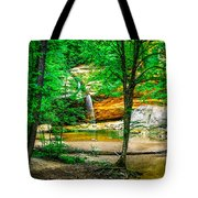 Tree roots Tote Bag by Optical Playground By MP Ray