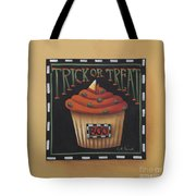 Trick Or Treat Tote Bag by Catherine Holman