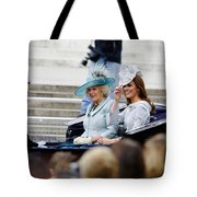 Trooping The Colour 2012 Tote Bag by Dutourdumonde Photography