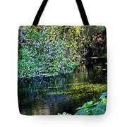 Tropical Tote Bag by Kristin Elmquist