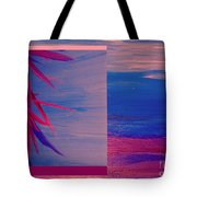 Tropical Sunrise by jrr Tote Bag by First Star Art