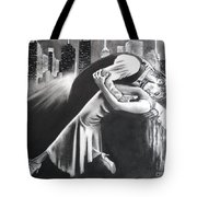 True Romance Tote Bag by Carla Carson
