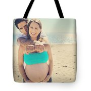 Trust Love Tote Bag by Laurie Search