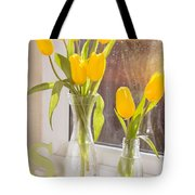 Tulips Tote Bag by Amanda And Christopher Elwell