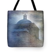 Tumacacori Afternoon Tote Bag by Sandra Bronstein