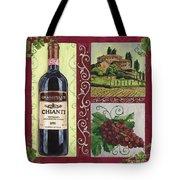 Tuscan Collage 1 Tote Bag by Debbie DeWitt
