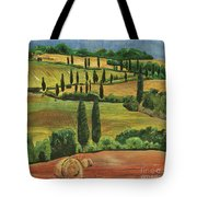 Tuscan Dream 1 Tote Bag by Debbie DeWitt
