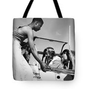Tuskegee Airmen, C1943 Tote Bag by Granger