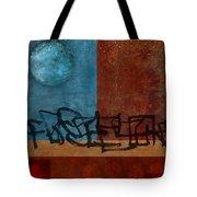 Twilight Walk Tote Bag by Carol Leigh