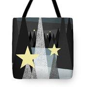 Twinkle Tote Bag by Val Arie