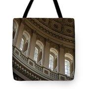U S Capitol Dome Tote Bag by Steve Gadomski
