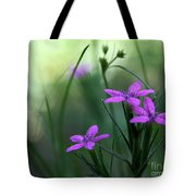 Ultra Violet Tote Bag by Neal  Eslinger