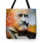 Ulysses S. Grant Tote Bag by Corporate Art Task Force