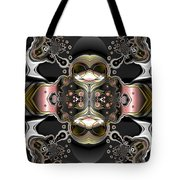Uncertain Committments Tote Bag by Claude McCoy