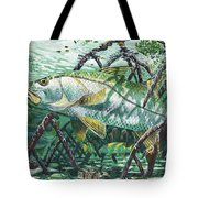 Undercover In0022 Tote Bag by Carey Chen