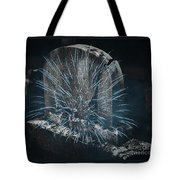 Underworld Encounter Tote Bag by John Stephens
