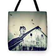 Unique Cupola Tote Bag by Julie Hamilton