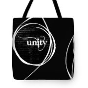 Unity  Me and You Tote Bag by Anahi DeCanio