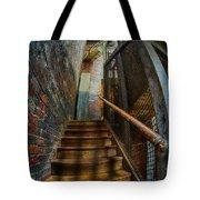 Up To Something Good Tote Bag by Susan Candelario
