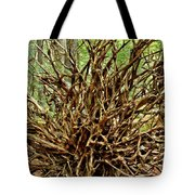 Uprooted Tote Bag by Adam Jewell
