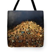 Urban Cross 2 Tote Bag by James Brunker