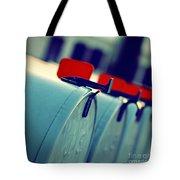 Urgent Tote Bag by Trish Mistric