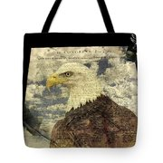 USA Tote Bag by Jack R Perry