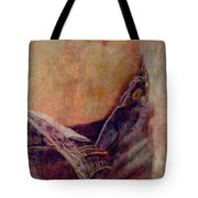 V Jeans Tote Bag by Loriental Photography