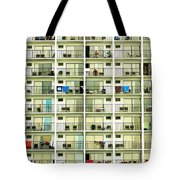 Vacation Tote Bag by Marilyn Hunt