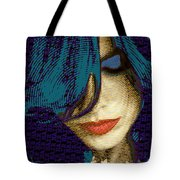 Vain 2 Tote Bag by Tony Rubino