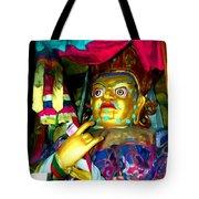 Vaishravana 1 Tote Bag by Lanjee Chee